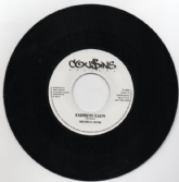 SALE ITEM - Michael Rose - Empress Lady / Mafia & Fluxy - Dub (Cousins Records) 7""